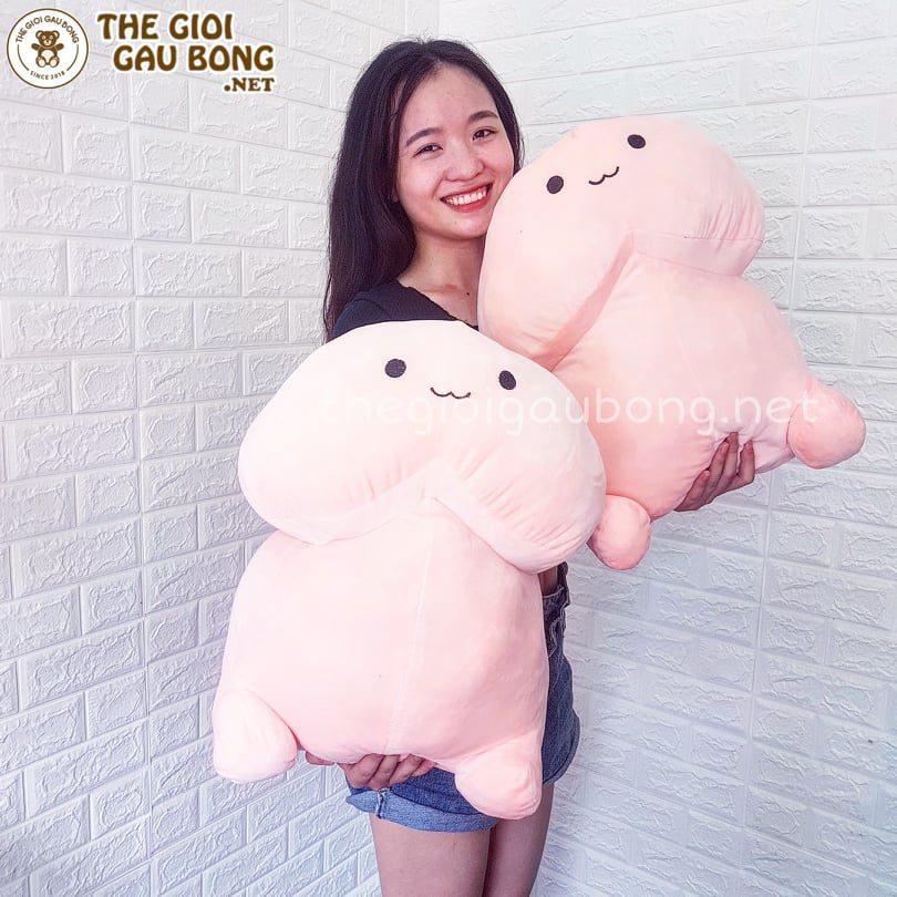 Gấu bông Kiu Kiu 60cm to bự