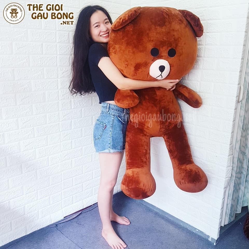 Gấu Brown 1m4 là sản phẩm hot