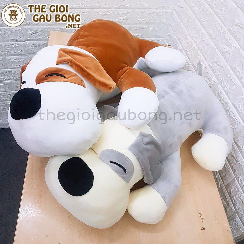 gấu bông cún bông 70cm siêu đáng yêu