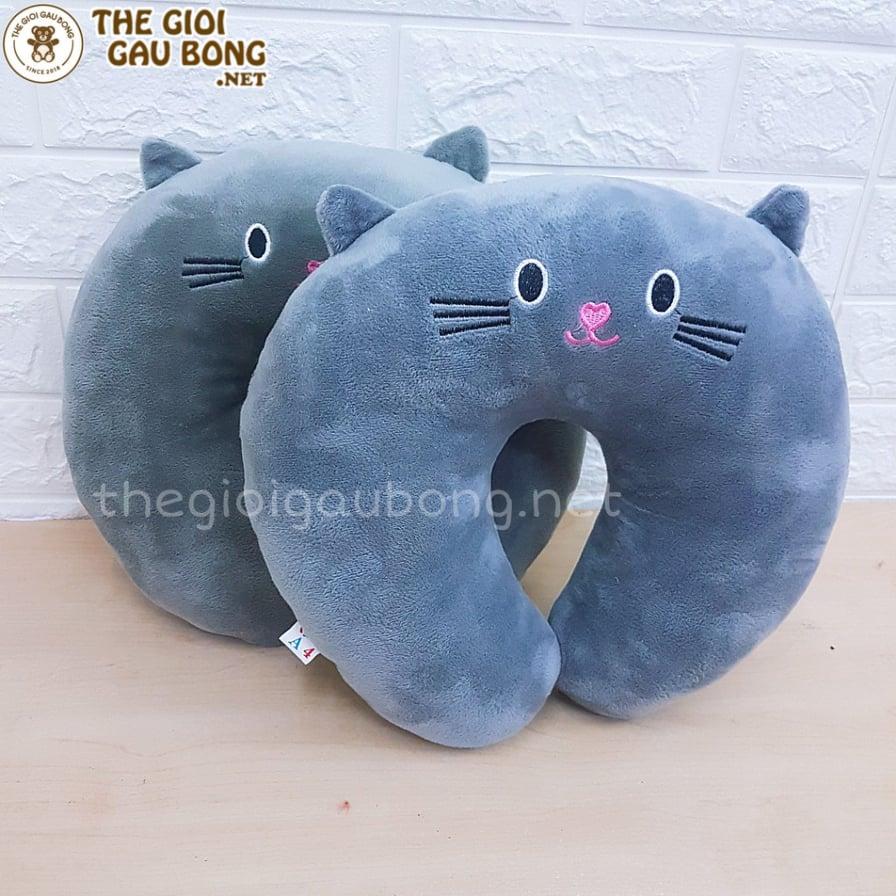 Gối U mèo đáng yêu 30cm