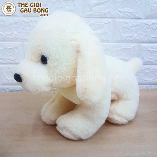 gấu bông chó lông xù dài 30cm