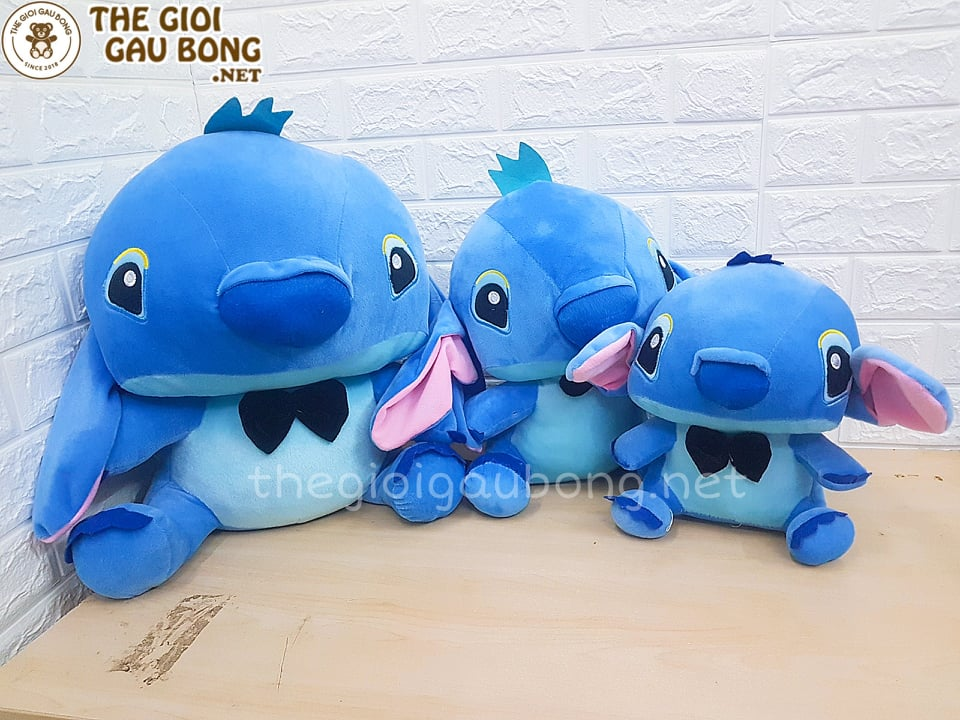 Stitch là nhân vật hoạt hình được nhiều bạn trẻ yêu thích
