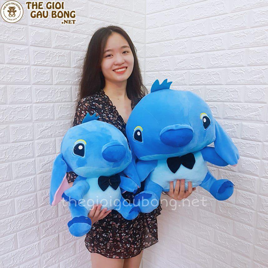 Stitch bông 40cm và 60cm
