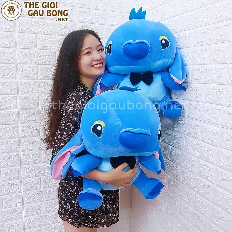Stitch size 60cm là món quà hàng ý nghĩa tặng cho các bé