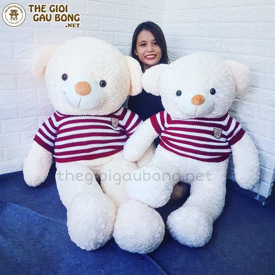 gấu bông 1m5 và 1m3
