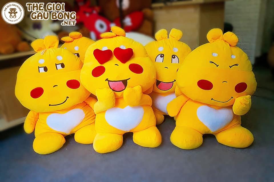 Gấu Teddy có 4 mẫu